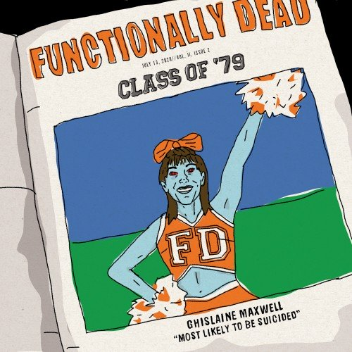 FunctionallyDead_Vol2_Issue2 cover
