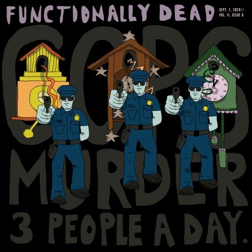 FunctionallyDead_Vol2_Issue6 cover