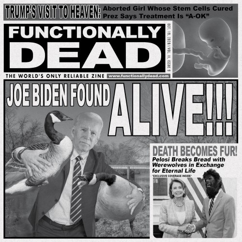 FunctionallyDead_Vol2_Issue9 cover