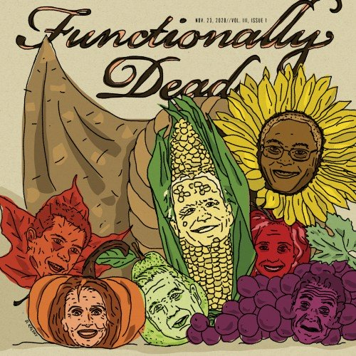 FunctionallyDead_Vol3_Issue1 cover